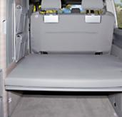Brandup T5 VW CALIFORNIA Protective cover for rear bed cushion CLASSIC GREY